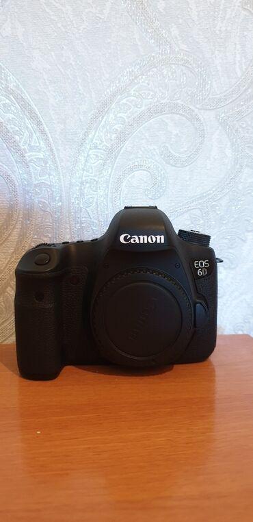 bir - Azərbaycan: Canon eos 6d  12min probeg 20.2mp full-frame cmos sensor digic 5+ imag