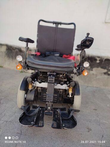 Продается инвалидный коляска цена 75000