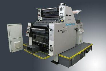 Roland 200 торгРоланд Роланд 200 Печатающая машина Принтер Полиграфия