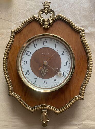 "Антикварные часы в Кыргызстан: Продаю Шикарные настенные часы ""ЯНТАРЬ"""