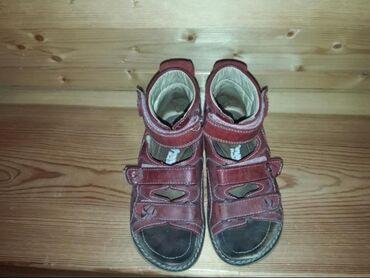 детская ортопедическая обувь для профилактики в Азербайджан: Ортопедическая обувь фирмы Mimy. Размер 28. Натуральная кожа. Жёсткий