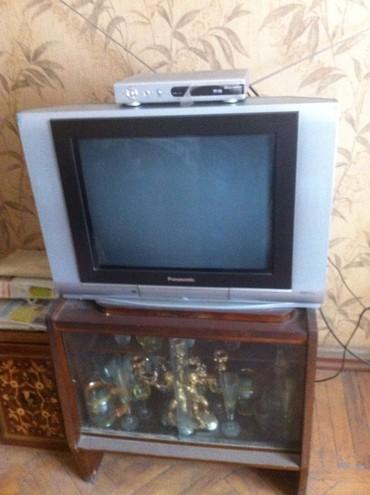 приставка смарт тв для телевизора в Азербайджан: PANASONIC - в отличном рабочем состоянии цветной телевизор