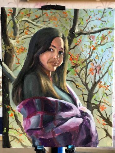portret - Azərbaycan: Portret sifarişi