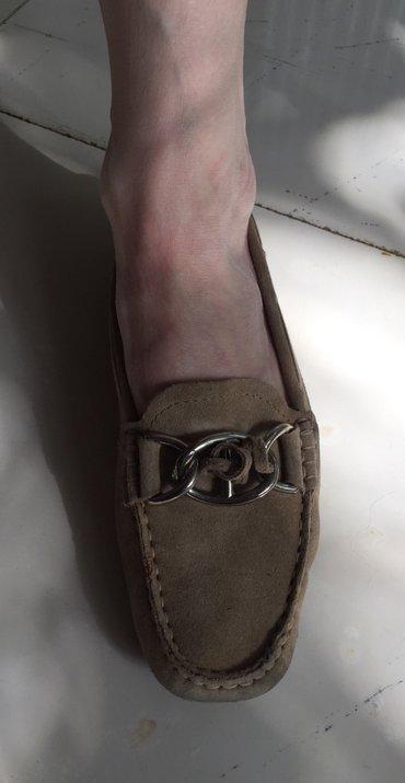 Καστόρινα σουεντ παπουτσια Keds με μεταλική λεπτομερια και λαστηχενια  σε Υπόλοιπο Αττικής - εικόνες 4