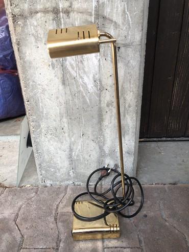 Rasveta | Smederevo: Lampa stona br.13, uvoz Svajcarska