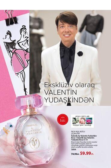 faberlic - Azərbaycan: Populyar Faberlic den Valentin Yudawkin etirleri indi endirimnen. Fabe