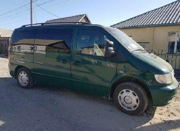 mercedes benz slk 32 amg в Кыргызстан: Mercedes-Benz Vito 2002
