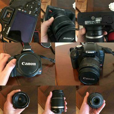canon fotoaparat - Azərbaycan: Fotoaparat Canon ela veziyyetde sumkasida var. 400 azn unvan drujba