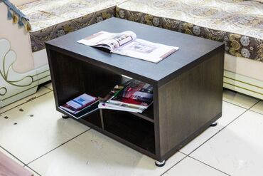Журнальный столик, модель №4.Размер:850/550/450 мм. (Возможна