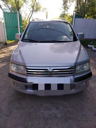 в Кара-Балта: Mitsubishi Space Wagon 2.4 л. 2000 | 61460 км