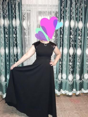 вечерние платья из турции в Кыргызстан: Продаю вечернее платье 46-48 р. покупала дорого в ЦУМе, произ. Турция