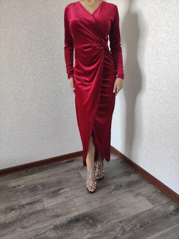 вечернее платье из франции в Кыргызстан: Платье Вечернее Amari S