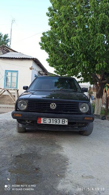Volkswagen Golf 1.8 л. 1990   12345 км