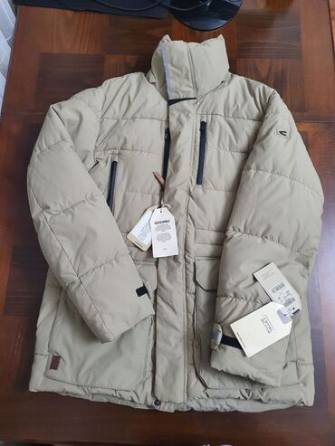 Новая мужская куртка от немецкого бренда Camel ActiveОчень тёплая