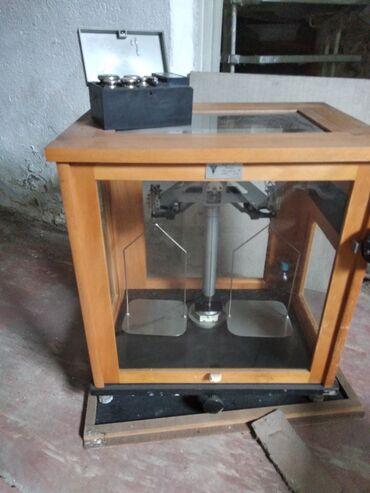 Весы лабораторныеВЛР-1 в комплекте с гирями