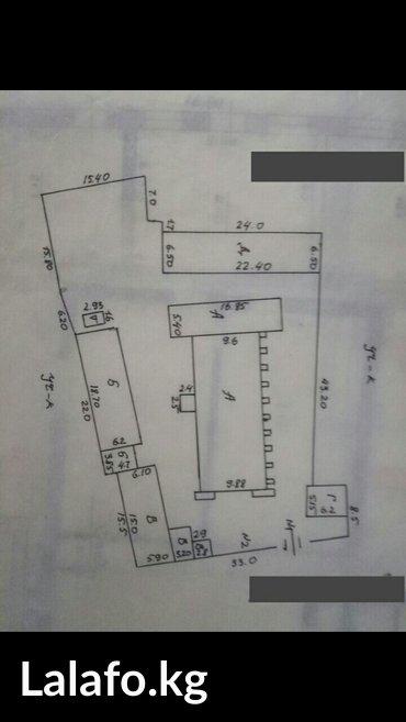 Производственная база. Бчк-алматинская. 18соток. Складские пом. и офис в Бишкек