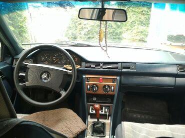juki швейная машина цена в Кыргызстан: Mercedes-Benz W124 2.3 л. 1989