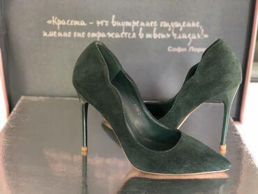 Туфли - Бишкек: Туфли 36 р в отличном состоянии