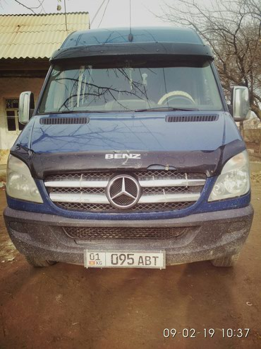 Mersedes benz sprinter в Лаккон