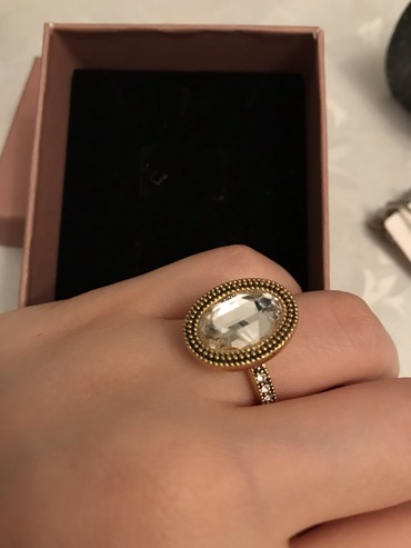 Кольцо из Кореии