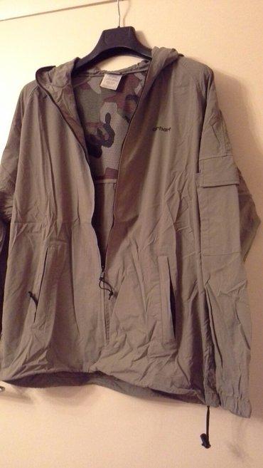 Muška carhartt tanka  jakna sa kapuljačom, veličina xl. - Kragujevac