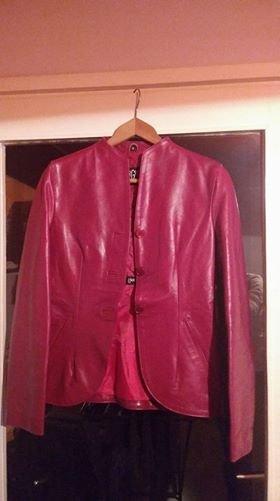 Nova kozna jakna, velicina 38 - 40. - Kikinda