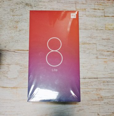 • Xiaomi Mi 8 Lite 4/64GB,Black • в Bakı