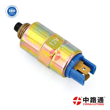 Fuel Cutoff solenoid Switch for C7 C9 Automobile electromagnetic valv