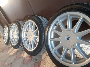 Транспорт - Аламедин (ГЭС-2): Диски на BMW r17. Цена 700$. Тел