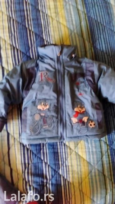 Od skaja - Srbija: Dečije ski odelo samo probano za uzrast od 2-3 godine