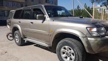 toyota patrol в Кыргызстан: Nissan Patrol 2001