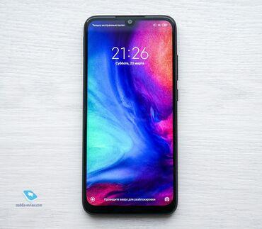 Колдонулган Xiaomi Redmi Note 7 32 GB кара