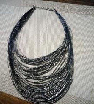 Ostalo | Kovacica: Ogrlica nova, jako efektna sa prelama