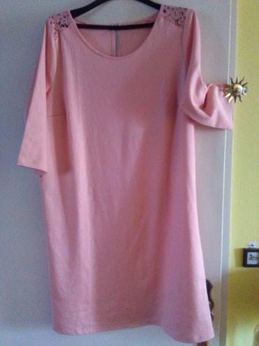 Haljina za krupnije dame,novo nikad obuceno,boja prelepa - Sombor