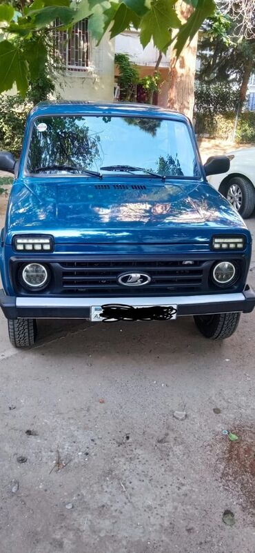 niva tekeri satilir - Azərbaycan: VAZ (LADA) 4x4 Niva 1.7 l. 2015 | 99872 km