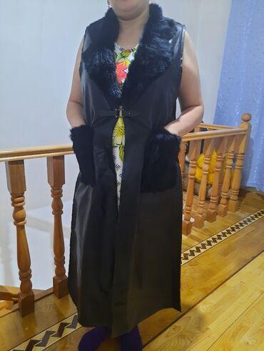 Jiletlər - Azərbaycan: 1 defe geyinilib oda boyuk olduqu ucun satilir