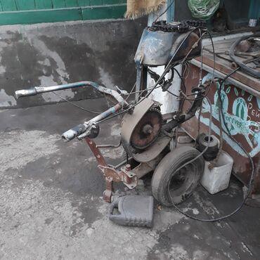 мотоблок бишкек in Кыргызстан | ДРУГОЙ ТРАНСПОРТ: Мотоблок в разобронном состоянии прошу 15000 запчасти все есть