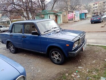 квартиры в радуге иссык куль в Кыргызстан: ВАЗ (ЛАДА) 2107 1.6 л. 2007   97000 км