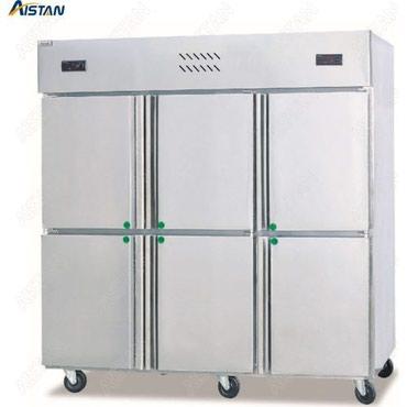 Промышленный холодильник 6 двер!! в Чаек