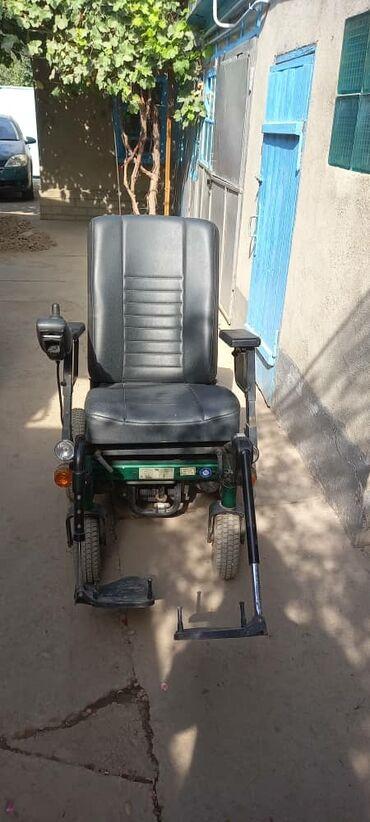 Электрическая инвалидная коляска, производство Германия. Invacare Evro