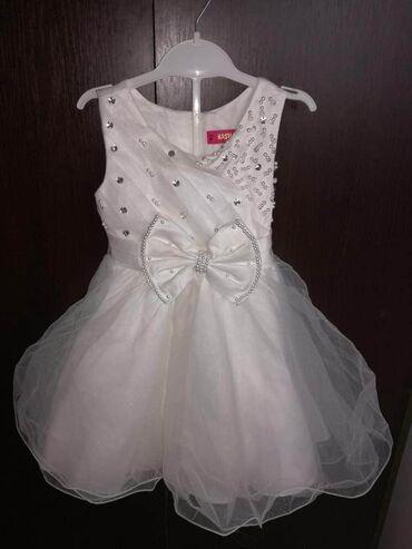 Dečija odeća i obuća - Sopot: Haljina vencanica broj 2