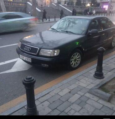 audi-100-2-8-quattro - Azərbaycan: Audi 100 2.8 l. 1991 | 280 km