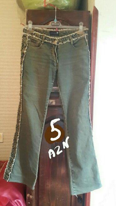брюки джинсы комбинезоны в Азербайджан: ДЖИНСЫ. РАЗМЕР 38-40