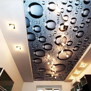бесшовные натяжные потолки в Кыргызстан: Натяжные потолкиКачественные натяжные потолки от мировых