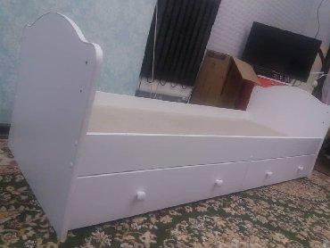 Кровать новая. 184х64. Производство Россия
