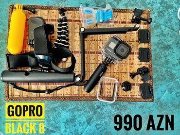 Fotoaparatlar - Gəncə: GoPro 8 Black   Yeniden secilmir 4-5 defe istifade Edilib . Hal Hazird