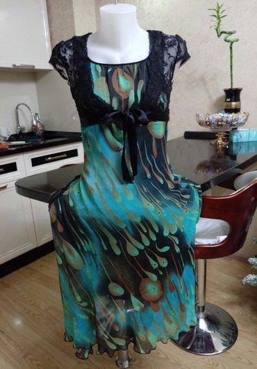 Платье из шифона в Bakı