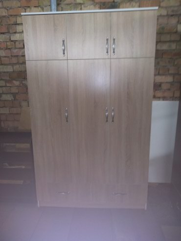 Шкафы 1.30 доставка по городу Без зеркал  в Бишкек