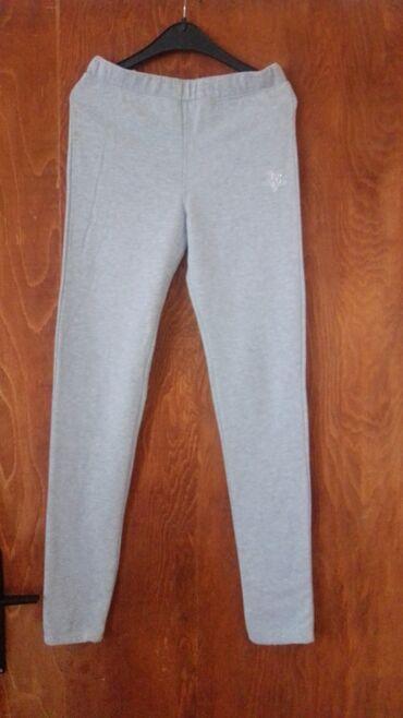 Zenske pantalone broj - Srbija: Zenske helanke,broj 14,ocuvane,cena za oboje 300din