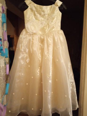 Продам платья нарядные с шубками по 350с каждое в Бишкек